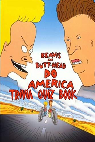 Beavis and Butthead: Trivia Quiz Book