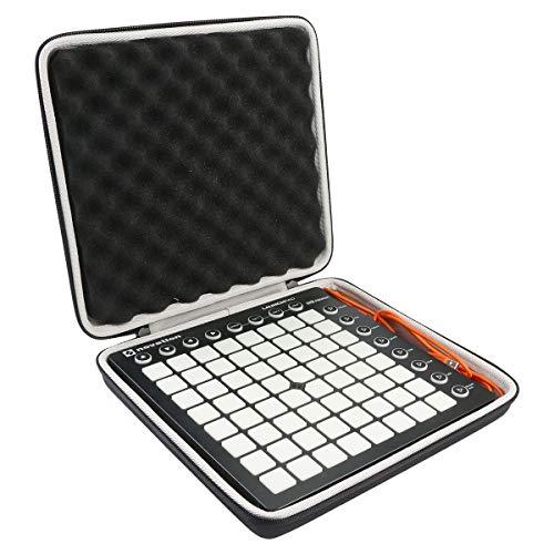 Khanka Hart Tasche Schutzhülle Für Novation Launchpad MK2 / Launchpad X Ableton Live Controller Etui Case.(nur tasche)