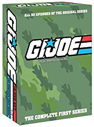 Image: G.I. Joe: A Real American Hero - The Complete First Series | Chris Latta (Actor), Michael Bell (Actor), Buzz Dixon (Director)
