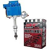 Small Block Fits Ford 289/302 Blue HEI Distrib. Ignition Kit, MSD 5541