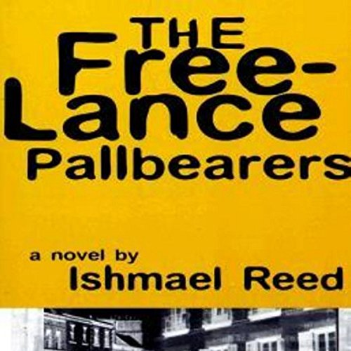 The Free-Lance Pallbearers audiobook cover art