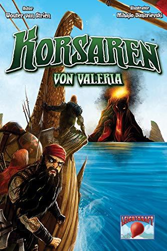 Schwerkraft-Verlag Korsaren von Valeria