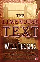 The Limehouse Text: A Novel