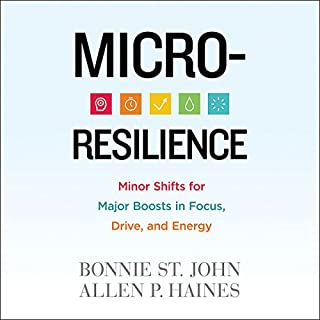 Micro-Resilience audiobook cover art