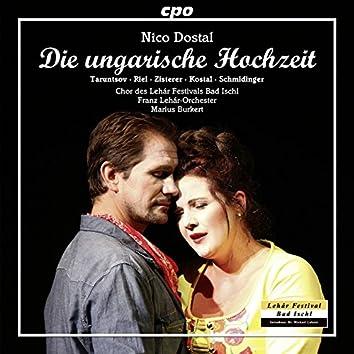 Dostal: Die ungarische Hochzeit