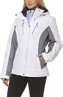 3 in 1 Systems Womens Jacket with Detachable Hood