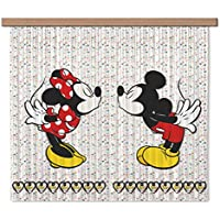 cortinas infantiles minnie mouse
