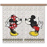 cortinas de baño mickey mouse