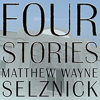 Four Stories audiobook cover art