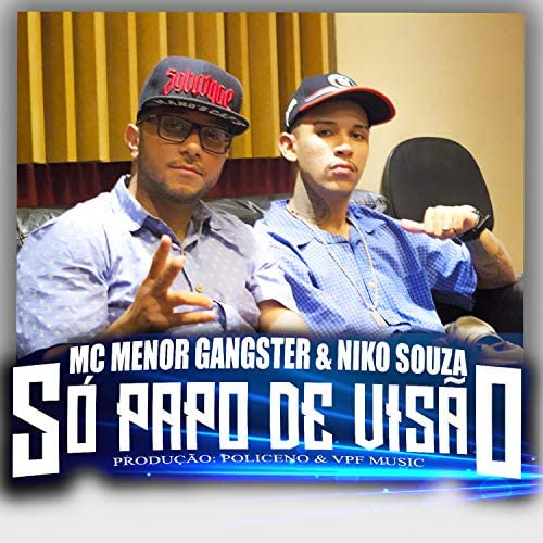 Niko Souza feat. Mc Menor Gangster