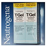 Neutrogena T/Gel Therapeutic Shampoo, 250 ml, Pack of 2