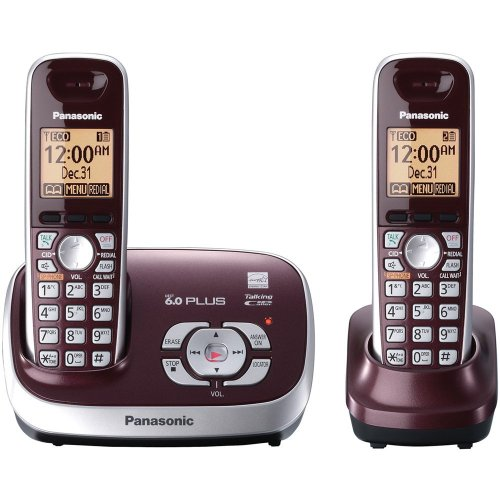 teléfono duo panasonic de la marca Panasonic