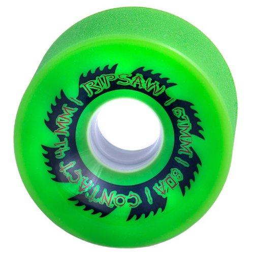 Skateboard Woodstock Ripsaw Longboard Wheels 67 mm (Set of 4)