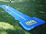 Product Image of the BACKYARD BLAST - 30' Waterslide with Square Pool - Easy to Setup - Extra Thick...