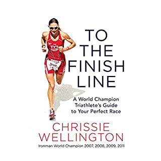 To the Finish Line audiobook cover art