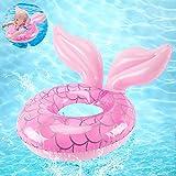 Baby Schwimmring,Auftriebshilfegerät für Kinder,Mitwachsende Schwimmhilfe,Babypool-Schwimmer,Schwimmring für Mädchen,Kinder Schwimmreifen ab 6 Monate bis 5 Jahre