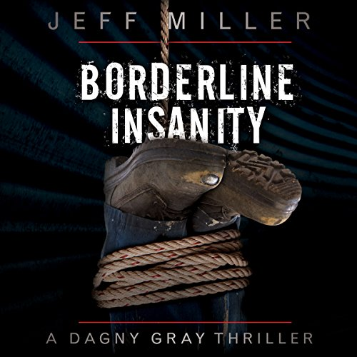 Borderline Insanity audiobook cover art