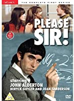 Please Sir: Complete Series 1 [DVD] [Import]
