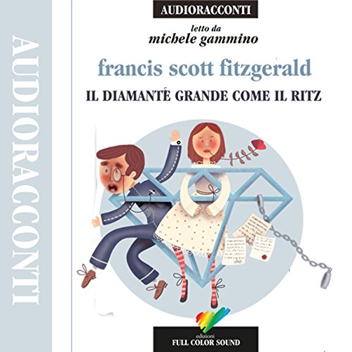 Il diamante grande come il Ritz  Audiolibri