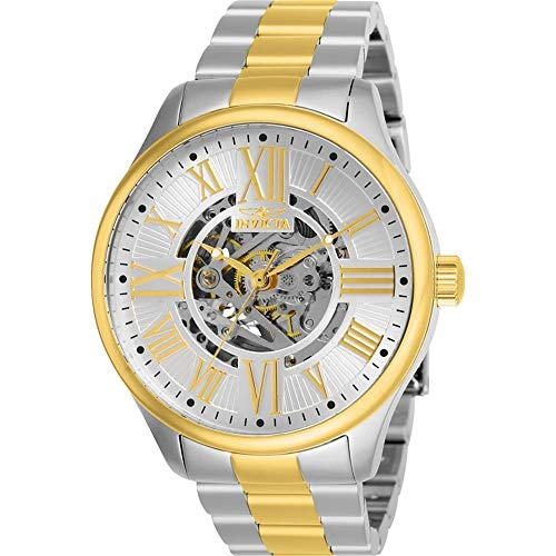 Invicta Objet D Art Automatic Silver Dial Men's Watch 27557