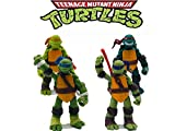 4 PCS Teenage Mutant Ninja Turtles Set-Teenage Mutant Ninja Turtle Action Doll-Action Doll-Ninja Turtle Toy Set-Teenage Mutant Ninja Turtle Action Doll A for Children