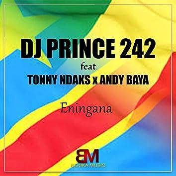 Eningana (feat. Tonny Ndaks, Andy Baya)
