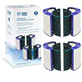 Fette Filter-Air Purifier Glass HEPA Filter & Activated Carbon Filter Compatible with Dyson Air Purifier & Dyson Pure Cool Dyson HP04 TP04 DP04 (Pack of 2)