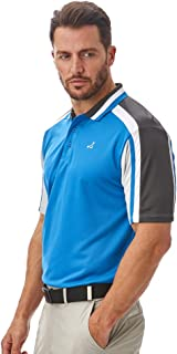 Under Par Men's Golf Pro Quality Breathable Wicking 8 Styles 18 Colours Golf Golf Polo Shirt