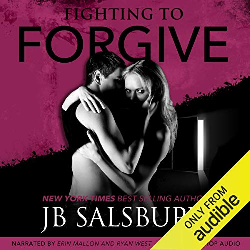 Fighting to Forgive audiobook cover art