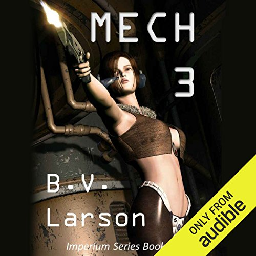 Mech 3: The Empress cover art