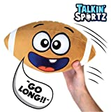 Move2Play Talkin' Sports, Hilariously Interactive Toy Football with Music &...