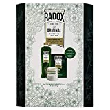 Radox Original Bath And Shower Soak Gift Set, Therapeutic Relaxation Fresh Fragrance Bubble Bath, Present For Men, Women, Kids And Families For A Clean And Refreshing, Christmas Stocking Filler