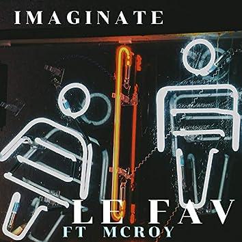 Imaginate (feat. Mc Roy)