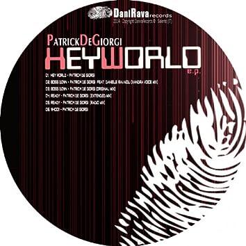 Hey World - EP