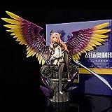 Personajes Animados 29Cm Anime Dark Angel Olivia Girl Sitting Ver.Colección De Figuras De Acción De Pvc Modelo Juguetes Regalo Pvc Figura De Acción De Colección Modelo De Juguete Lindo Realista