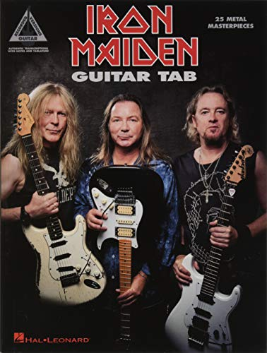 Iron Maiden Guitar Tab: 25 Metal Masterpieces