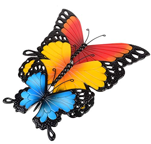 3. Outdoor Farmhouse Butterfly Set of 3