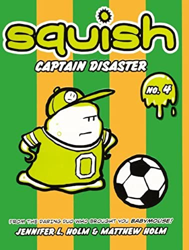 Captain Disaster (Turtleback School & Library Binding Edition) (Squish (Pb)) by Matt (2012-09-25)