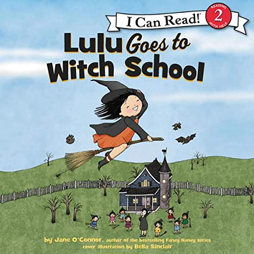 Lulu Goes to Witch School cover art