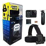 【限定セット】GoPro HERO8 Black ゴープロ ヒーロー8 ブラック ウェアラブル アクション カメラ CHDHX-801-FW【国内正規品】