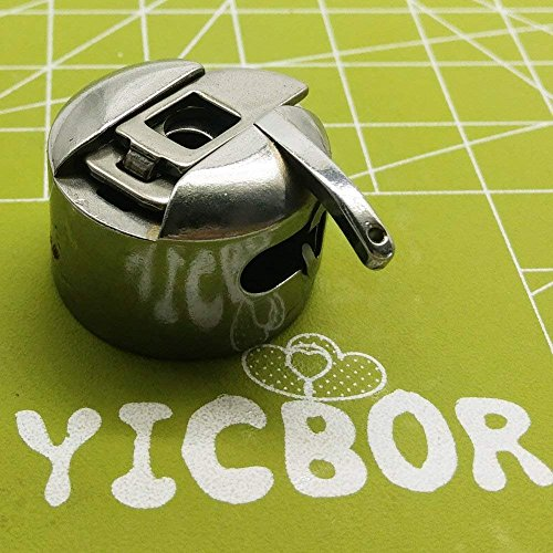 yicbor Bobbin Schutzhülle für BERNINA 125Activa, 130Activa, 135Activa # 0015347300