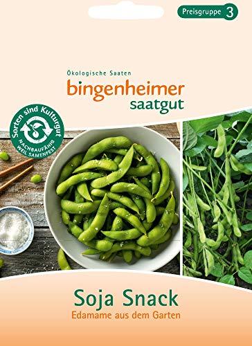 Bingenheimer Saatgut AG Bio Soja Snack-Edamame (1 x 1 Stk)