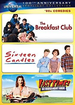 80s Comedies Spotlight Collection [The Breakfast Club Sixteen Candles Fast Times at Ridgemont High]  Universal s 100th Anniversary