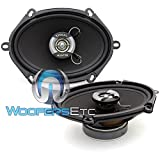 Focal R-570C 5' x 7' 6'x8' 120W RMS 2-Way Auditor Series Coaxial...