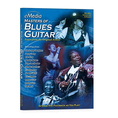eMedia Masters of Blues Guitar - Learn at Home (Blues Masters The Very Best Of Johnny Guitar Watson)