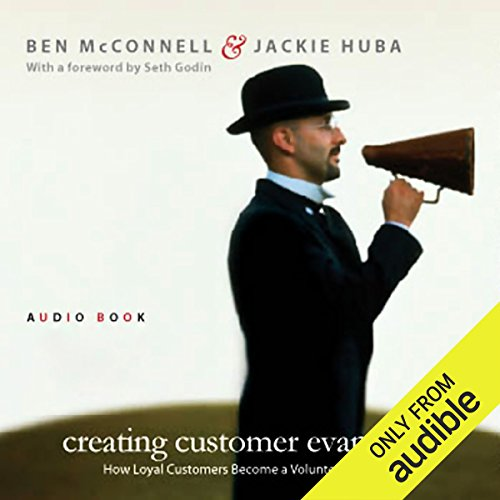 Creating Customer Evangelists cover art
