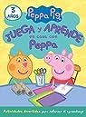 Juega y aprende en casa con Peppa . Tu cuaderno de vacaciones par Hasbro