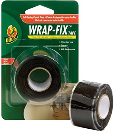 Duck Brand 442055 Wrap-Fix Repair Tape, 1-Inch by 10 Feet,