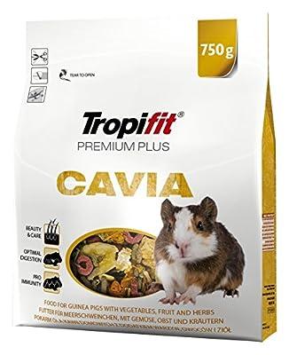Tropifit Premium Plus Cavia - Food for guinea-pigs 750g bag from Poland