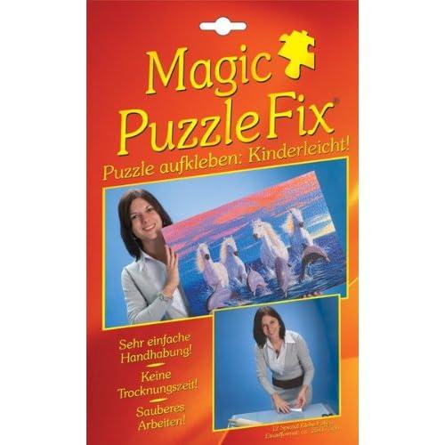 Puzzle Aufkleben Amazonde